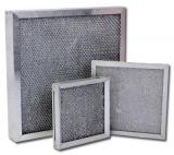 Extruded Aluminium Frame Flat & Pleat Type