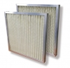 Pre Pleated Filter High Temperature